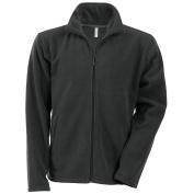 Kariban Mens Falco Full Zip Anti Pill Fleece Jacket