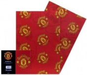 Manchester United Gift Wrap & Tags Wrapping Paper