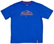 Bear Grylls by Craghoppers Boy's Bear Mountain Cotton T-Shirt