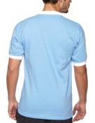 Score Draw Official Retro Manchester City Mens 1972 Shirt