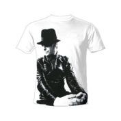Paul Weller - T-Shirt Photo Leather