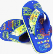 Urban Beach FW535 Bubble Bus Boys Junior Beach Flip Flops Sandals Shoes