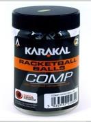 Karakal Competition Racketball Balls