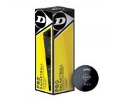 Dunlop Pro Racketball Ball - 3 Ball Box