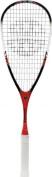 Unsquashable Y Tec 490 Squash Racket - Red/Black