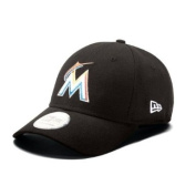 New Era Miami Marlins Pinch Hitter Adjustable MLB Cap Home