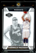 2007-08 Topps Co-Signers 15 Carmelo Anthony Denver Nuggets