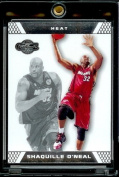 2007-08 Topps Co-Signers 26 Shaquille O'Neal Miami Heat