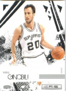 2009 /10 Leaf Rookies & Stars Basketball Card # 88 Manu Ginobili San Antonio Spurs Mint Condition- Shipped