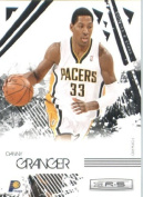 2009 /10 Leaf Rookies & Stars Basketball Card # 34 Danny Granger Indiana Pacers Mint Condition- Shipped
