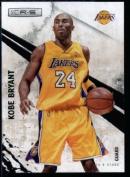 2010 2011 Panini Rookies and Stars # 90 Kobe Bryant Los Angeles Lakers Basketball Card -