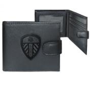Leeds United Leather Wallet Embossed Crest