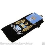 Manchester City F.C. Socks 1 Pack Junior 4-6.5