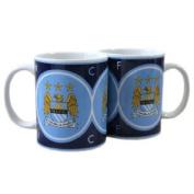 Manchester City Official Ceramic Mug