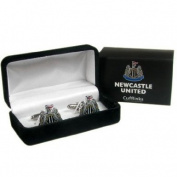 Newcastle United Cufflinks & Gift Box - Licenced Merchandise