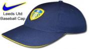 Leeds United Baseball Cap by Nike