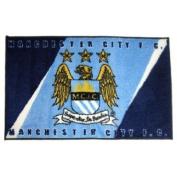 Manchester City FC Floor Rug