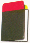 Safari Referee Cards