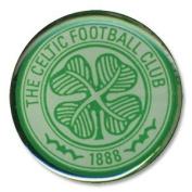 Glasgow Celtic FC Official Metal Crest Pin Badge