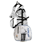 Real Madrid Pencil/Lightweight Carry Bag - White