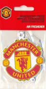 Official Manchester United Crest Car Air Freshener NEW