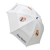 Real Madrid Tour Vent Golf Umbrella - White