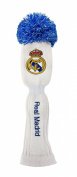 Real Madrid Golf Pompom Headcover - Driver