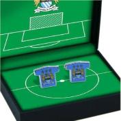 Manchester City Football Club Shirt Cufflinks