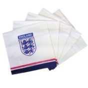 England F.A. Pack of 16 Party Napkins