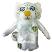 Official Leeds United FC Golf Mascot Headcover - A great gift / present for men, boys, sons, husbands, dads, boyfriends for Christmas, Birthdays, Fathers Day, Valentines Day, Anniversaries or just as a treat for and avid football fan