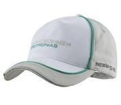 Mercedes GP team cap white