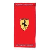 Ferrari Scudetto towel red