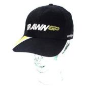 Brawn GP Mens Black Team Cap - F1 Team Merchandise by Henri Lloyd