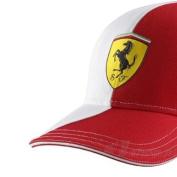 Ferrari Alonso signature cap