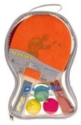 Donic Schildkröt TT - Neon Table Tennis Set - Multicolour