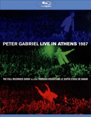 Gabriel P-Peter Gabriel-Live in Athens 1987 & Play