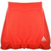 Adidas Adizero Womens Ladies Tennis Skort Skirt - Orange