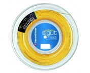 Tecnifibre Synthetic Gut Tennis String Gold 200m Reel