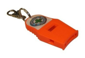 Whistles for Life Tri-Power Safety Whistle for Scuba Divers and Snorkelers