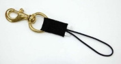 Beaver Elastic Lanyard With Bronze Bolt Snap