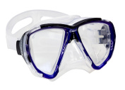 Cressi Big Eyes Wide View Scuba Snorkelling Dive Mask