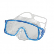 V3TEC Seagull Diving Mask blue-transparent L