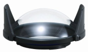 Sea and Sea NX Compact Dome Port with Shade for Underwater Photography