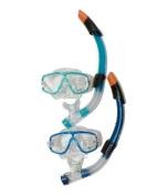 Adult Aqua Lung Sport Silicone Madera LX Mask & Sonora 11 Snorkel