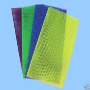 Scuba Diving Cylinder Protective Mesh in Yellow. Size