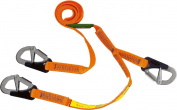 Baltic Safety Line 3 Hook - Orange, 2m