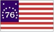 1.5m x 0.9m Bennington Flag