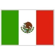 Mexico Flag 1.5m x 0.9m - 70 Denier
