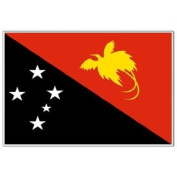 Papua New Guinea Flag 1.5m x 0.9m