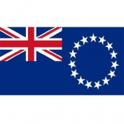 Cook Islands Flag 1.5m x 0.9m
